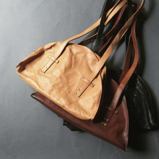 TASSEL BOSTON BAG